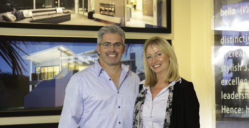Bella Homes owners Simon & Margie - Whangarei Builders