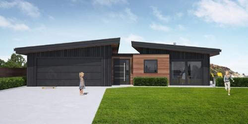 north house plan